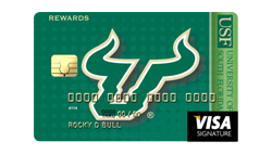 USF FCU Rewards VISA