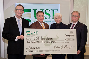 USF Foundation Scholarships